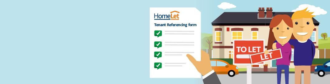 Tenant Referencing for landlords | HomeLet